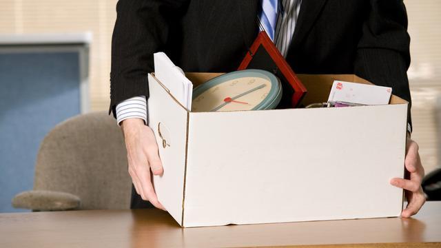Bedrijven kozen voor personeelsreductie in plaats van loonverlaging