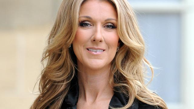 Céline Dion covert hit Adele