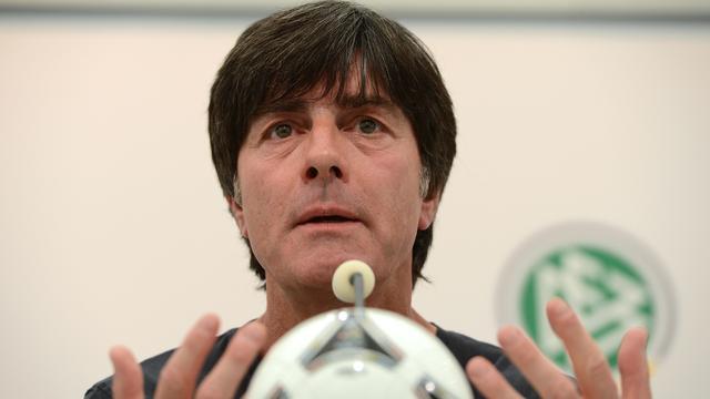 Duitse bondscoach Löw prijst aanval Oranje