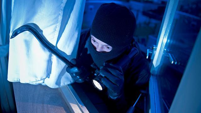 Inbrekers betrapt in slaapkamer in Epe