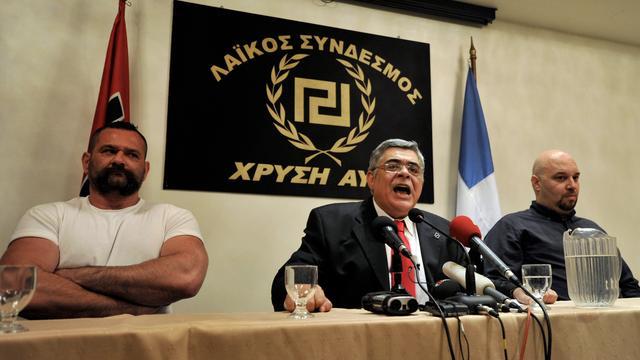 'Extreem rechts derde partij van Griekenland'