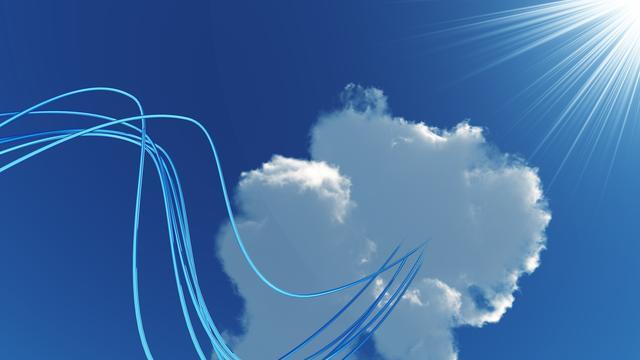 'Ook traditionele branches omarmen de cloud'