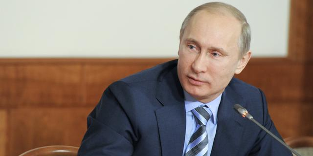 'Poetin krijgt twee derde stemmen'