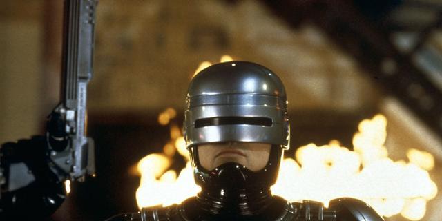 House-acteur Hugh Laurie in beeld als Robocop-schurk