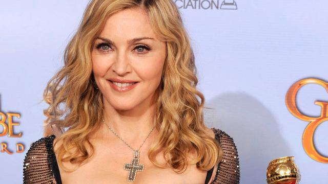 Madonna houdt ook billen niet binnenboord