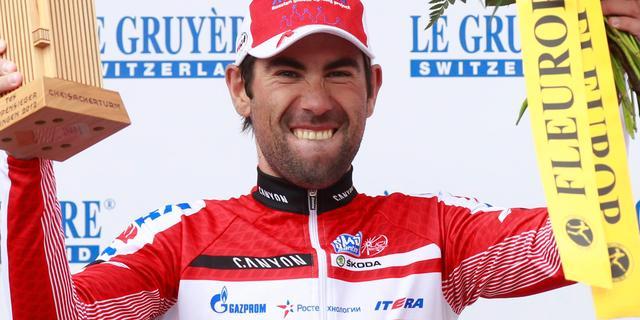 Rus Isajtsjev wint vijfde etappe in Ronde van Zwitserland