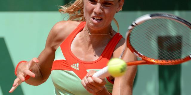 Rus dringt door tot achtste finales op Roland Garros