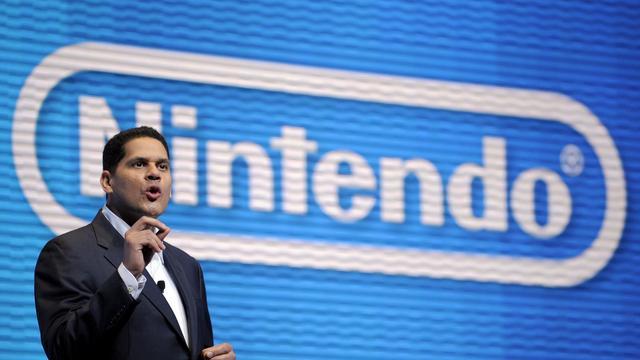 Nintendo-topman Reggie Fils-Aime gaat met pensioen