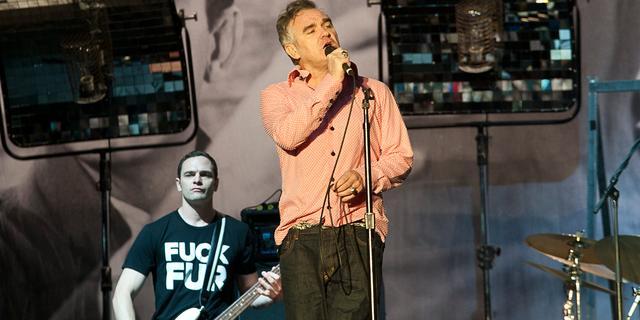 Morrissey terug naar Nederland voor twee extra concerten