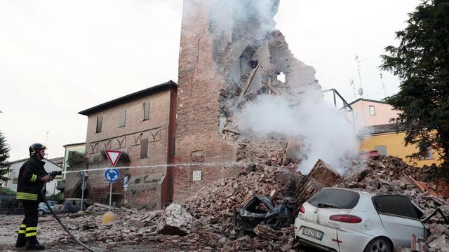 Italiaanse regio kampt na aardbeving met waterschaarste