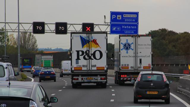 Amsterdam wil geen snelheidsverhoging op A10