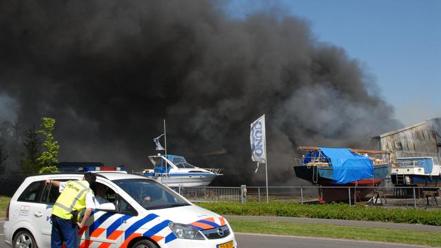 'Brand De Punt was geen ramp'