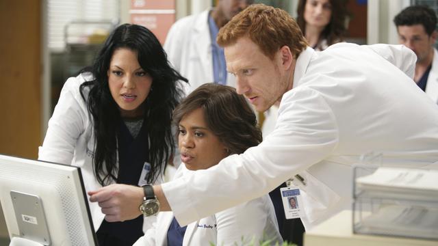 Homoprijs voor Grey's Anatomy