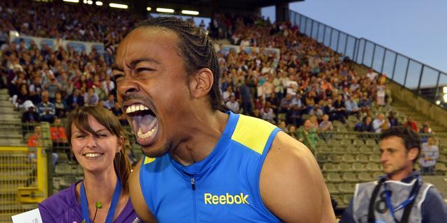 Wereldrecord Merritt op 110 horden, Bolt wint koningsnummer