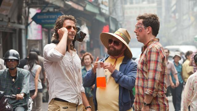 'The Hangover 3 vindt plaats in Mexico'