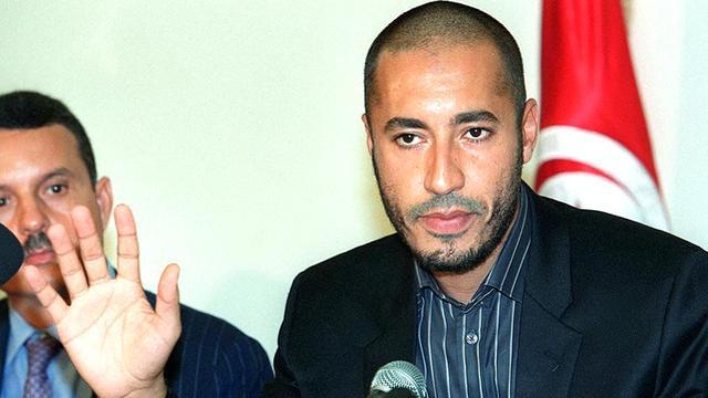 Zoon Kaddafi mag Niger verlaten