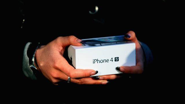 'Samsung blijft chips leveren voor iPhone 5'