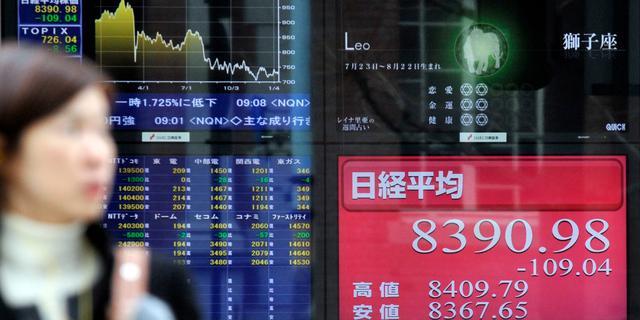 Nikkei eindigt licht hoger
