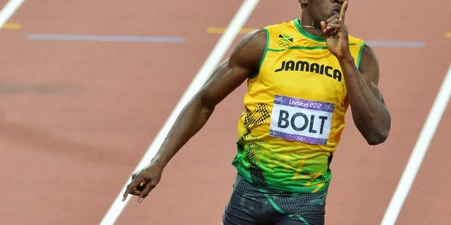 Pers kiest voor Bolt en Serena Williams