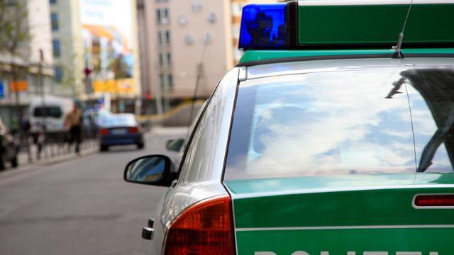 Politie Magdeburg verhindert Facebookfeest
