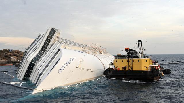 Raad volgt onderzoek ramp Costa Concordia