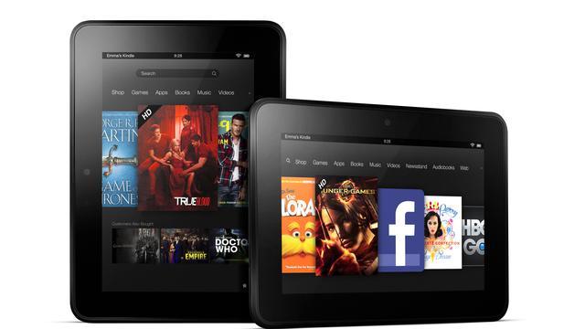 Amazon komt met uitbreiding Kindle Fire-familie