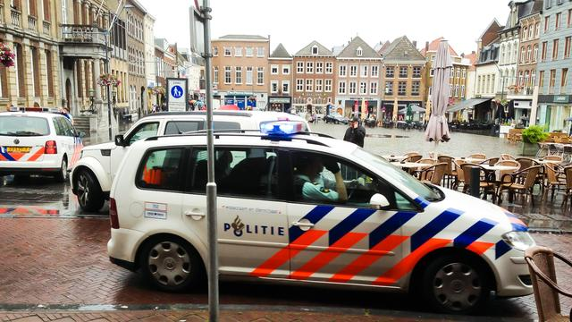 A58 richting Eindhoven dicht na ongeval