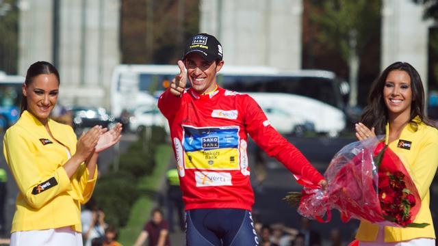 Contador vindt tijdritparcours WK niet zwaar genoeg
