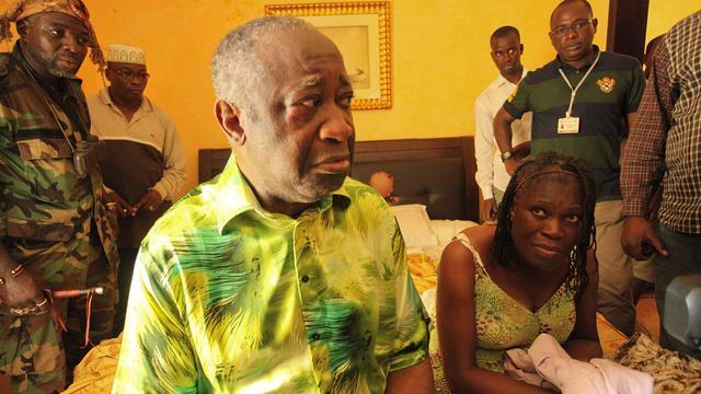 'Gbagbo snel uitgeleverd aan Internationaal Strafhof'