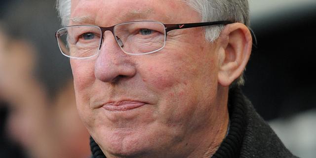 Ferguson: 'Moesten tegen de storm in voetballen'