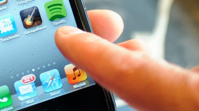 Spotify activeert gratis streaming voor iPhone