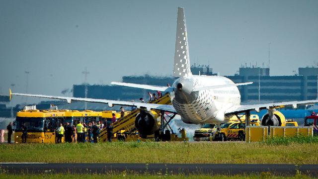 Geen strafbare feiten in niet-gekaapt vliegtuig Vueling