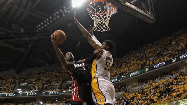 Heat bereikt finale Eastern Conference in NBA
