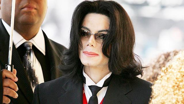Kostuums Michael Jackson op wereldtournee