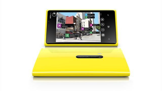 'Lumia 920 in november in Europa te koop'