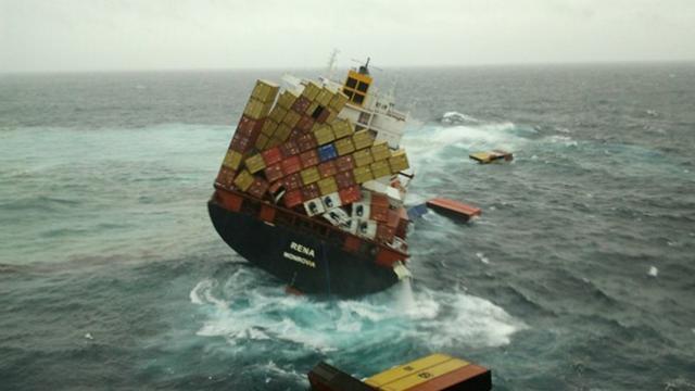 Verdachten vrachtschip Nieuw-Zeeland aangeklaagd
