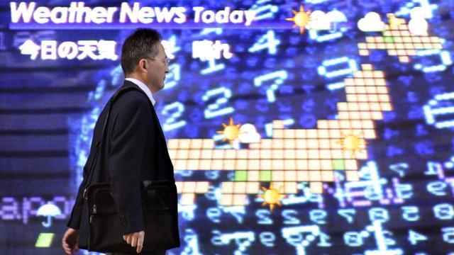 Nikkei fors onderuit in wisselvallige sessie