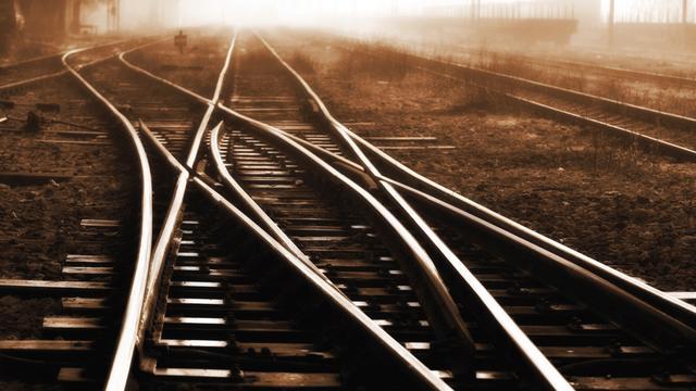Problemen op spoor door wisselstoring
