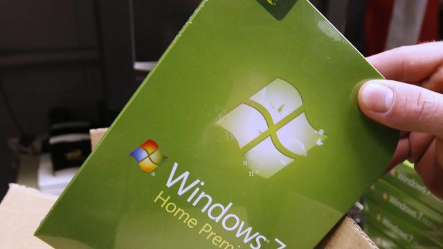 'Ondersteuning Windows XP vijf keer zo duur als Windows 7'