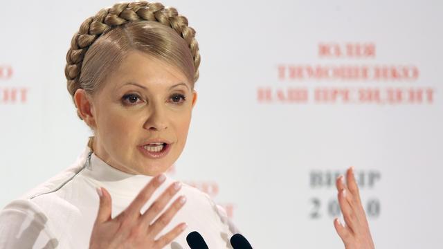 Europarlement stuurt artsen naar Timosjenko