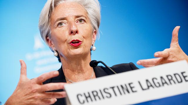Lagarde wil meer tijd voor begroting