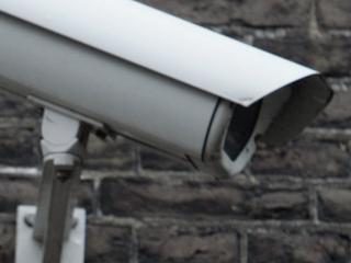 Negen beveiligingscamera's bij Zandpad weg
