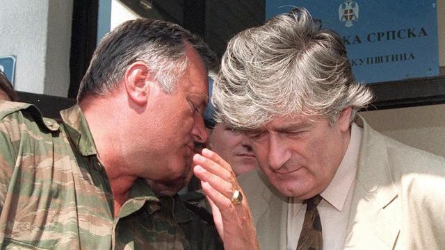 Geen uitstel voor Karadzic
