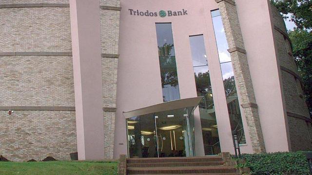 Hogere winst voor Triodos Bank