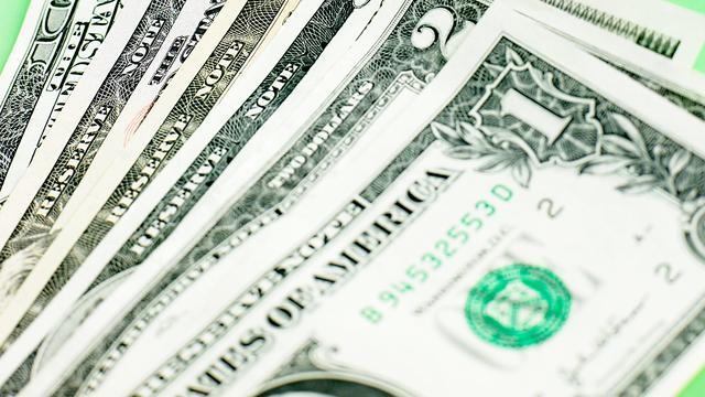 Belastinginkomsten VS lopen op