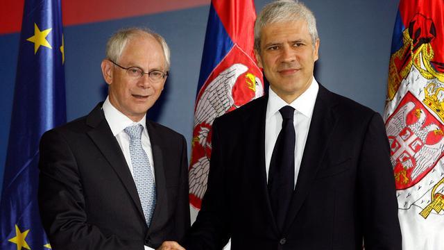 Tadic wil toch premier Servië worden