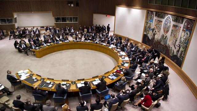 Nieuwe leden Veiligheidsraad gekozen