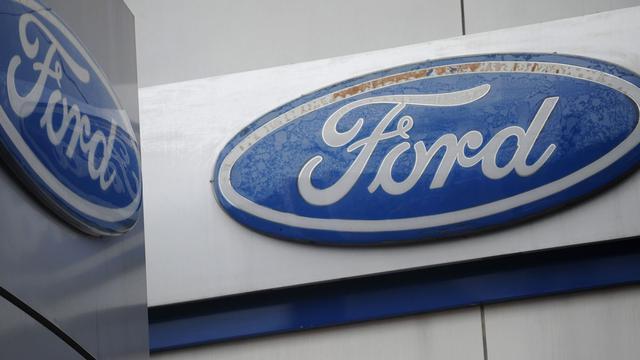 Ford voor de rechter