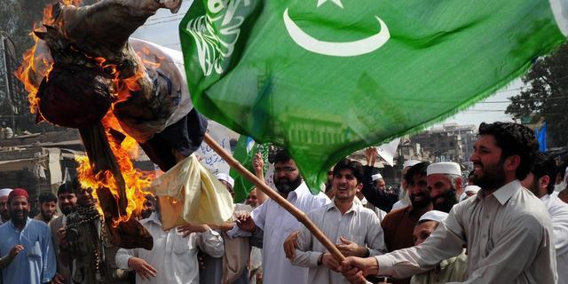 Hoofd geheime dienst Pakistan niet naar VS