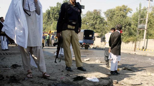 Pakistaanse vliegtuigen neergestort